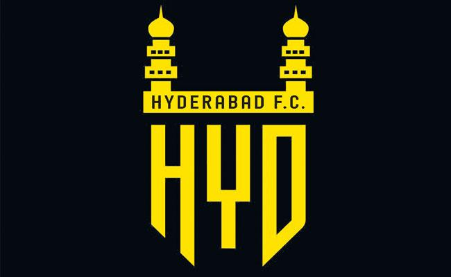 Indian Super League Franchise Hyderabad Football Club Unveils Logo - Sakshi