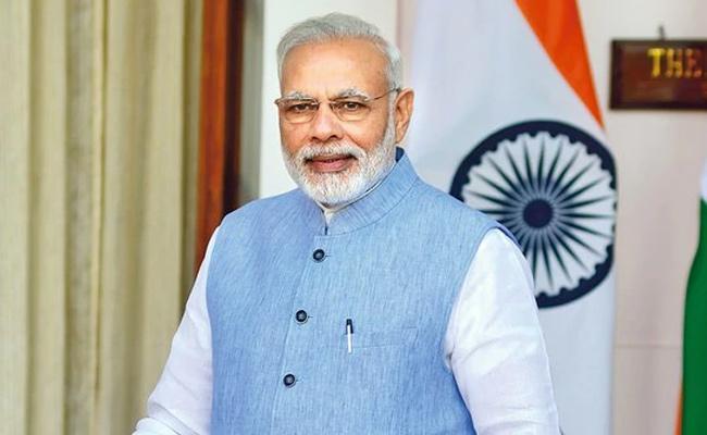 Madhav Singaraju Special Article On Howdy Modi Event - Sakshi