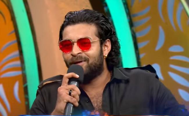 Bigg Boss 3 Telugu: Varun Tej As Chief Guest In Ninth Weekend - Sakshi