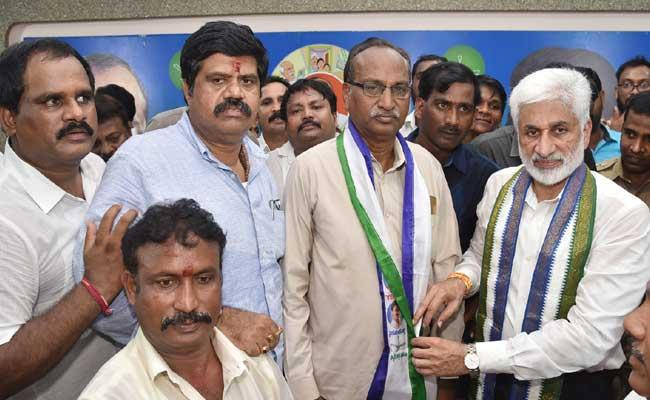 Others Party Leaders Join In YSRCP - Sakshi