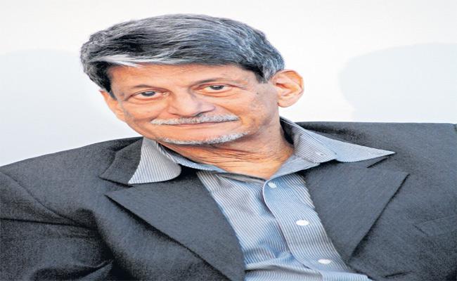 Madurantakam Narendra Wrote Article On kiran Nagarkar - Sakshi