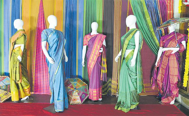 Distribution Of Batukamma Sarees In Telangana From Today - Sakshi