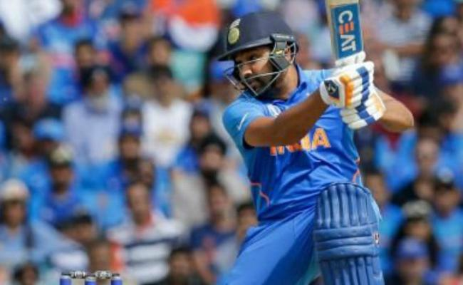 Rohit Sharma Joins MS Dhoni In Illustrious T20I List - Sakshi