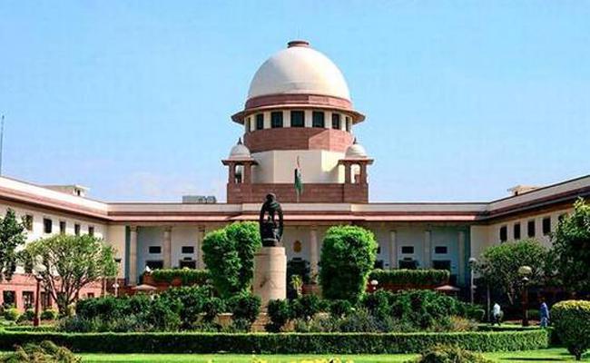 Four Supreme Court Judges Take Oath of Office - Sakshi