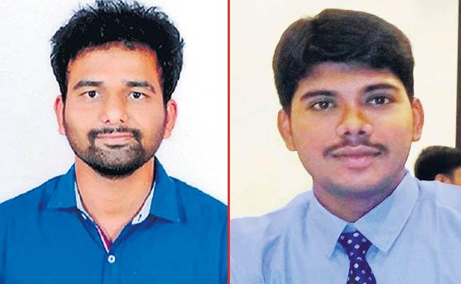 AP Grama Sachivalayam Results Kurnool Youth Gets Three Ranks - Sakshi