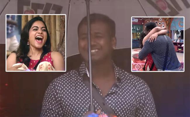 Bigg Boss 3 Telugu Rahul Sipligunz Grand Re Entry After Fake Elimination - Sakshi