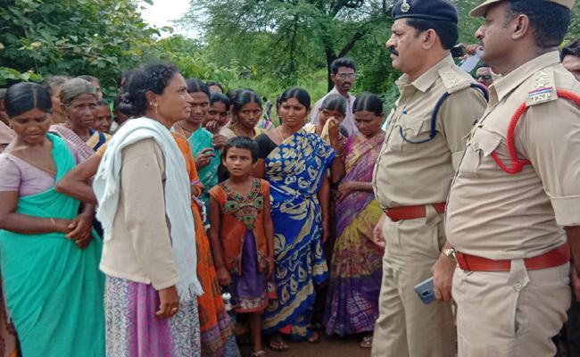 Person Murdered In Warangal - Sakshi