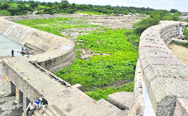 Ghanpur Project Not Developed In Medak District - Sakshi