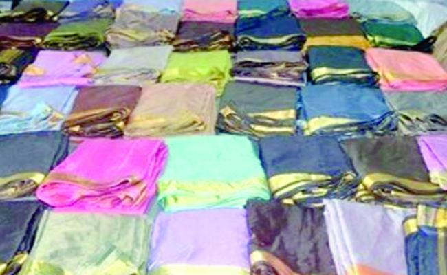 Bathukamma Sarees Distribution Starts From Today In Ranga Reddy - Sakshi
