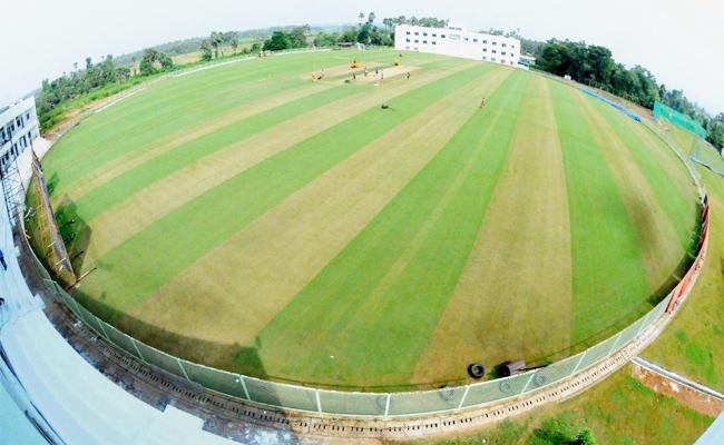 India vs South Africa Practice Match Will Be Held In Vizianagaram - Sakshi