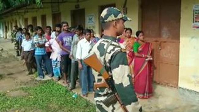 Assembly Bypoll Dantewada and Pala and Hamirpur and Badharghat - Sakshi