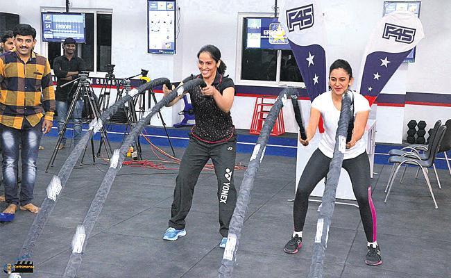 Fitness Awareness on Hyderabad Youth - Sakshi