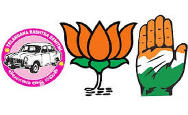 Political Campaign Started In Huzurnagar Bye Election - Sakshi