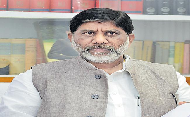 The State Debt Will Reach Rs 5 Lakh Crore By 2023 Said By Vikramarka - Sakshi
