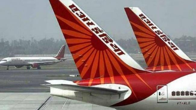Air India Asked to Pay Rs 47 Thousand for Serving Non Vegetarian Food - Sakshi