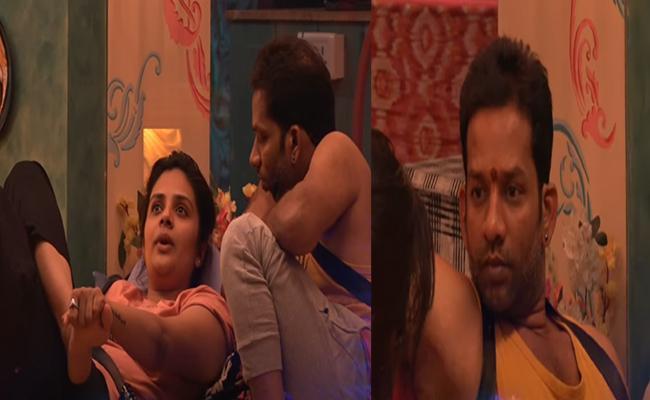 Bigg Boss 3 Telugu Is Srimukhi Breaks Her Friendship With Baba Bhaskar  - Sakshi