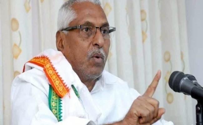 Nizamabad DCC President Held a Meeting With Party Leaders  - Sakshi