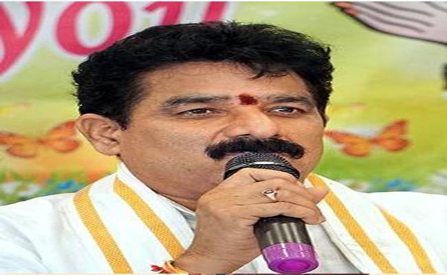 karanam Dharmasri Commented On Polavaram Tendering Issue In Visakapatnam - Sakshi