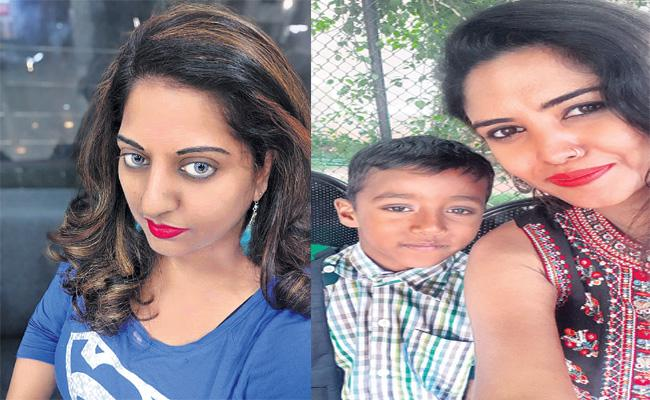 Social Service And Model Sangeetha Special Story - Sakshi