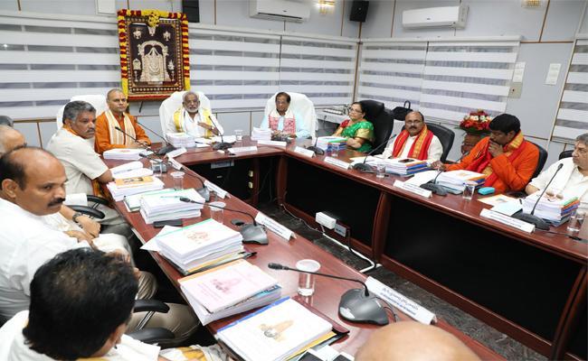 New TTD Counsil Members Oath On Monday In Tirupati - Sakshi