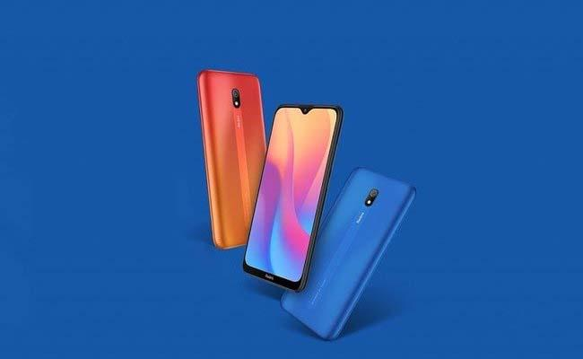Redmi 8A with 5000 mAh Battery  launched - Sakshi