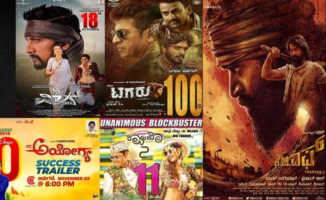 Kannada Film Industry Raises Voice Against Piracy - Sakshi