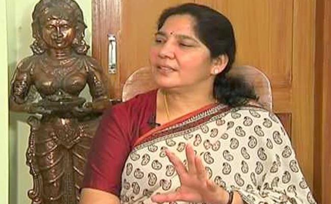 Minister Satyavati Rathod Says Thanks To KCR And KTR - Sakshi