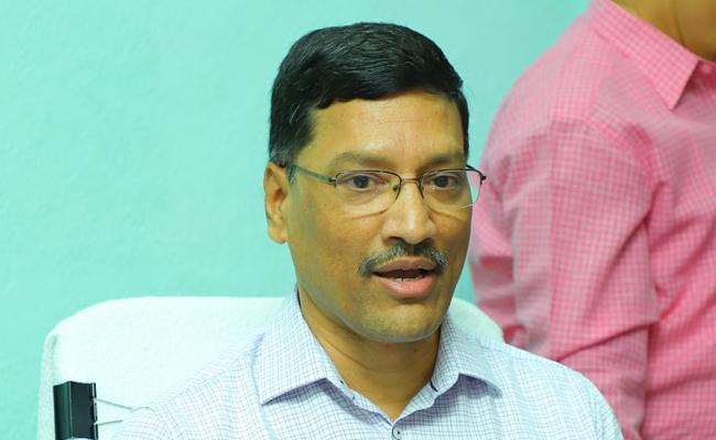 APS RTC MD Surendra Babu Transferred  - Sakshi