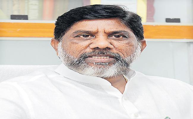 Bhatti Vikramarka Demands Reverse Tendering - Sakshi