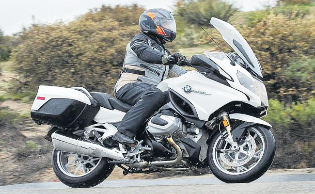 BMW Motorrad Launches 2 New Bikes,Price Starts At Rs15.95 Lakh - Sakshi