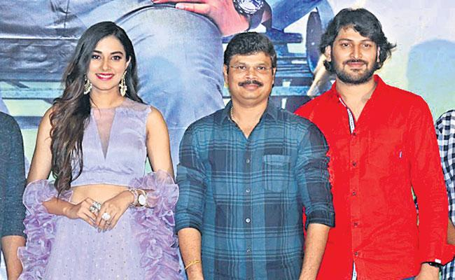 Ninnu Thalachi Movie Trailer Launch By Boyapati Srinu - Sakshi