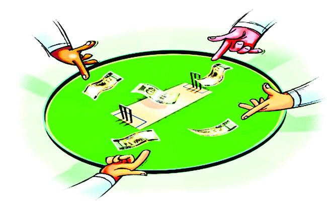 Police Not Catching Bookies In Cricket Betting At Ongole - Sakshi