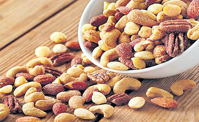 Dry Fruits Helps To Weight Loss Says British Medical Journal - Sakshi