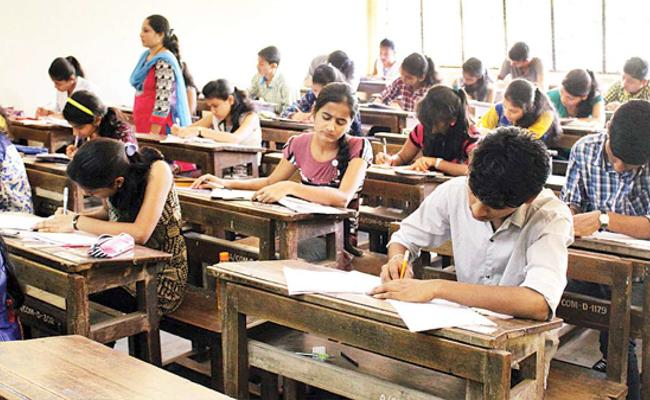 APPSC Degree Lecturers Mains Exam Schedule Revised - Sakshi