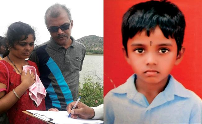 After Woman Elopes Grandmother Killed her son in Karnataka - Sakshi
