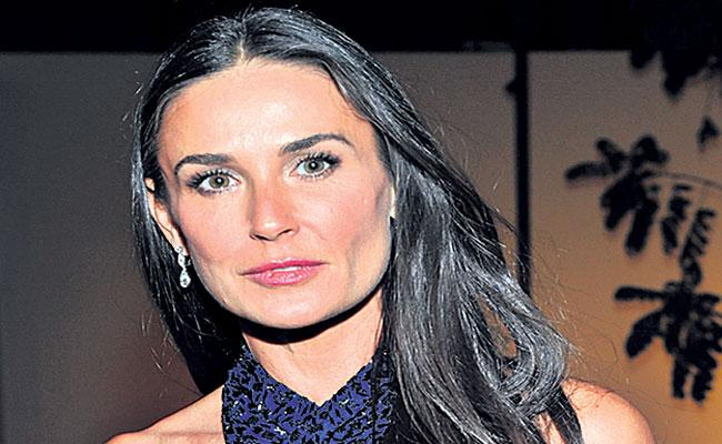 Hollywood Actor Demi Moore Says She Was Raped At 15 With Her Mum Being Paid $500 for it - Sakshi