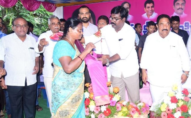 Puvvada Ajay Kumar Speech In Khammam District - Sakshi