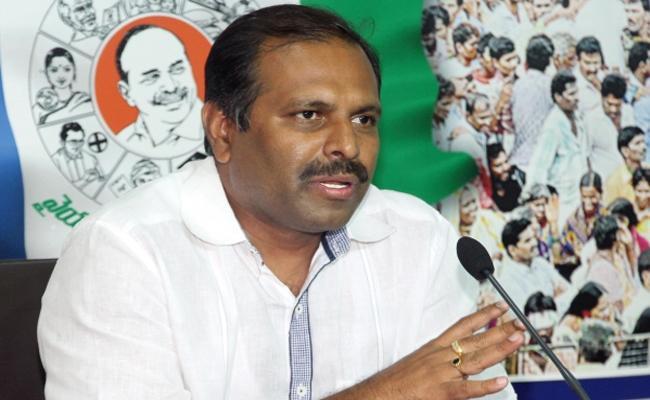 Gadikota Srikanth Reddy Praises YS Rajasekhara Reddy In Anantapur - Sakshi