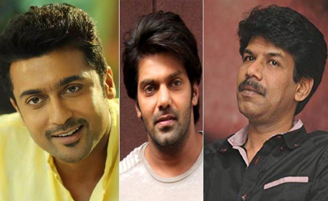 Director Bala Plans Multi Starer Movie with Surya, Arya - Sakshi