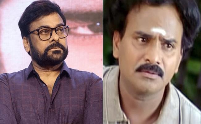 Tollywood Actor Chiranjeevi Expressed Shock Over Venumadhav Death - Sakshi