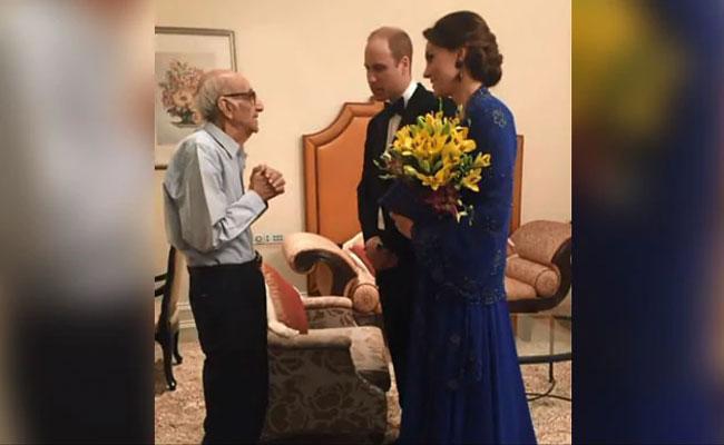 British Royals Fan From Mumbai Dies - Sakshi