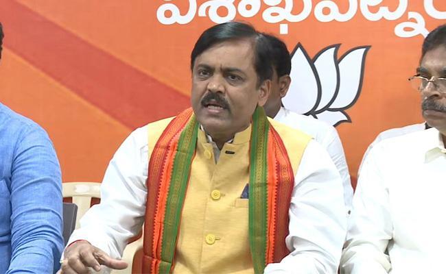 India Global Power And Modi Is Global Leader Says GVL Narasimha Rao - Sakshi