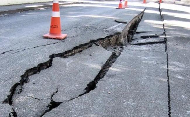 6.5 Strong Earthquake Strikes Indonesia Seram Island - Sakshi