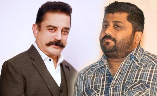 Producer Gnanavelraja Lodges Complaint Against Kamal Haasan - Sakshi