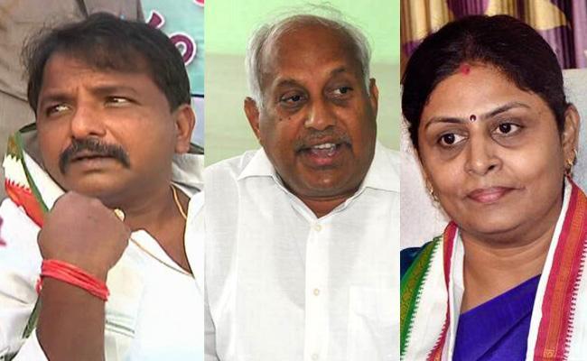 Many In Race For Andhra Pradesh PCC President Post  - Sakshi
