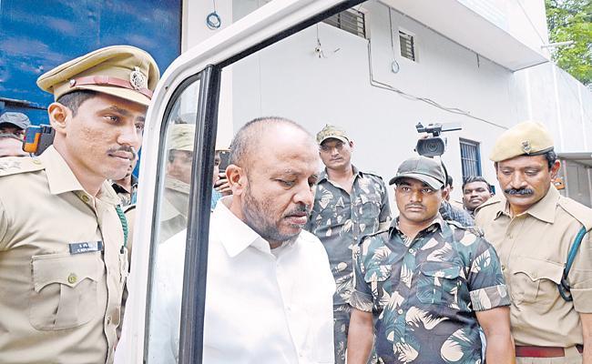 Chintamaneni arrested for third time - Sakshi