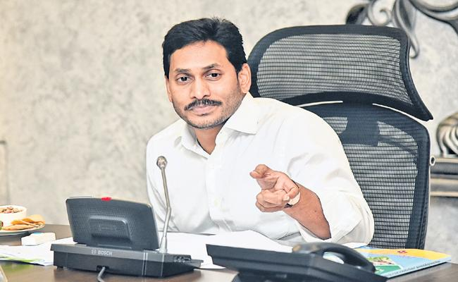 CM YS Jagan Comments at State Level Bankers Committee Meeting - Sakshi