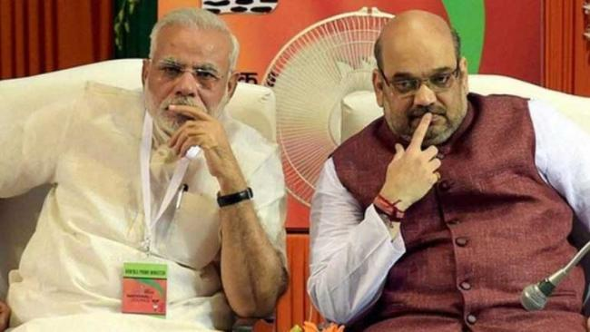 PM Modi, Amit Shah, Ajit Doval on Jaish hit list over Article 370 decision - Sakshi
