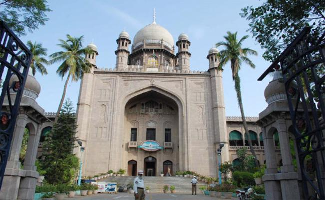 High Court Postpones Hearing of Municipal Elections in Telangana - Sakshi