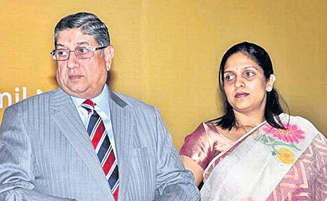 Rupa Gurunath Set To Become TNCA President  - Sakshi
